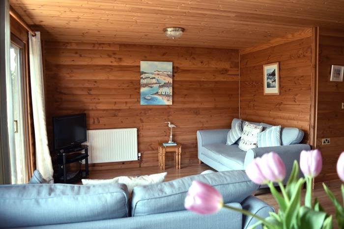 50 m² Klasik Kütük Ev
